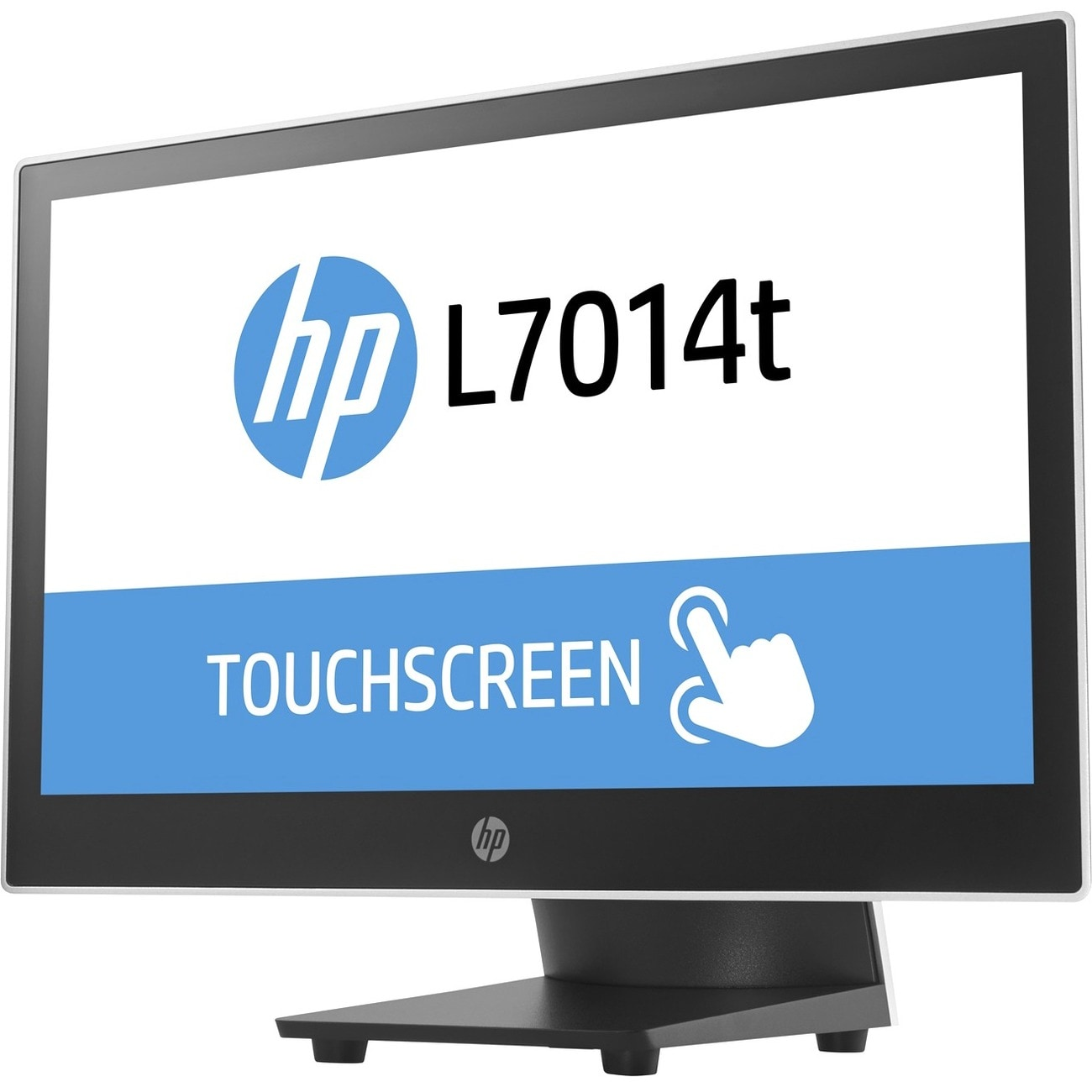 "HP L7014t 14"" LED Touchscreen Monitor - 16:9 - 16 ms"