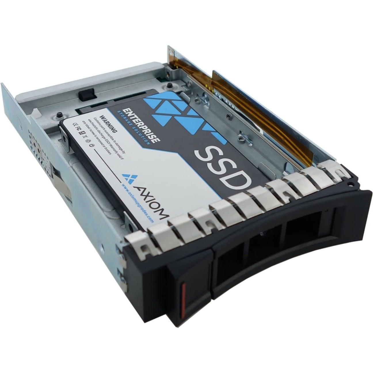 """Axiom 480 GB 3.5"""" Internal Solid State Drive #SSDEP40ID48..."""
