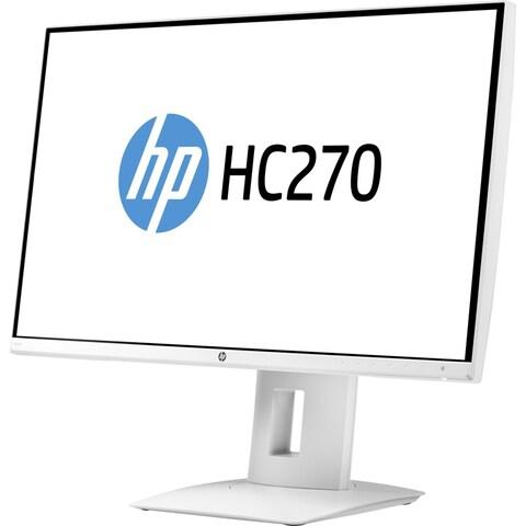 """HP HC270 27"""" LED LCD Monitor - 16:9 - 14 ms"""