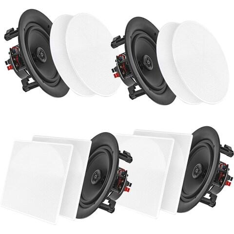 Pyle PDICBT286 Speaker System - 250 W RMS - Wireless Speaker(s) - Cei