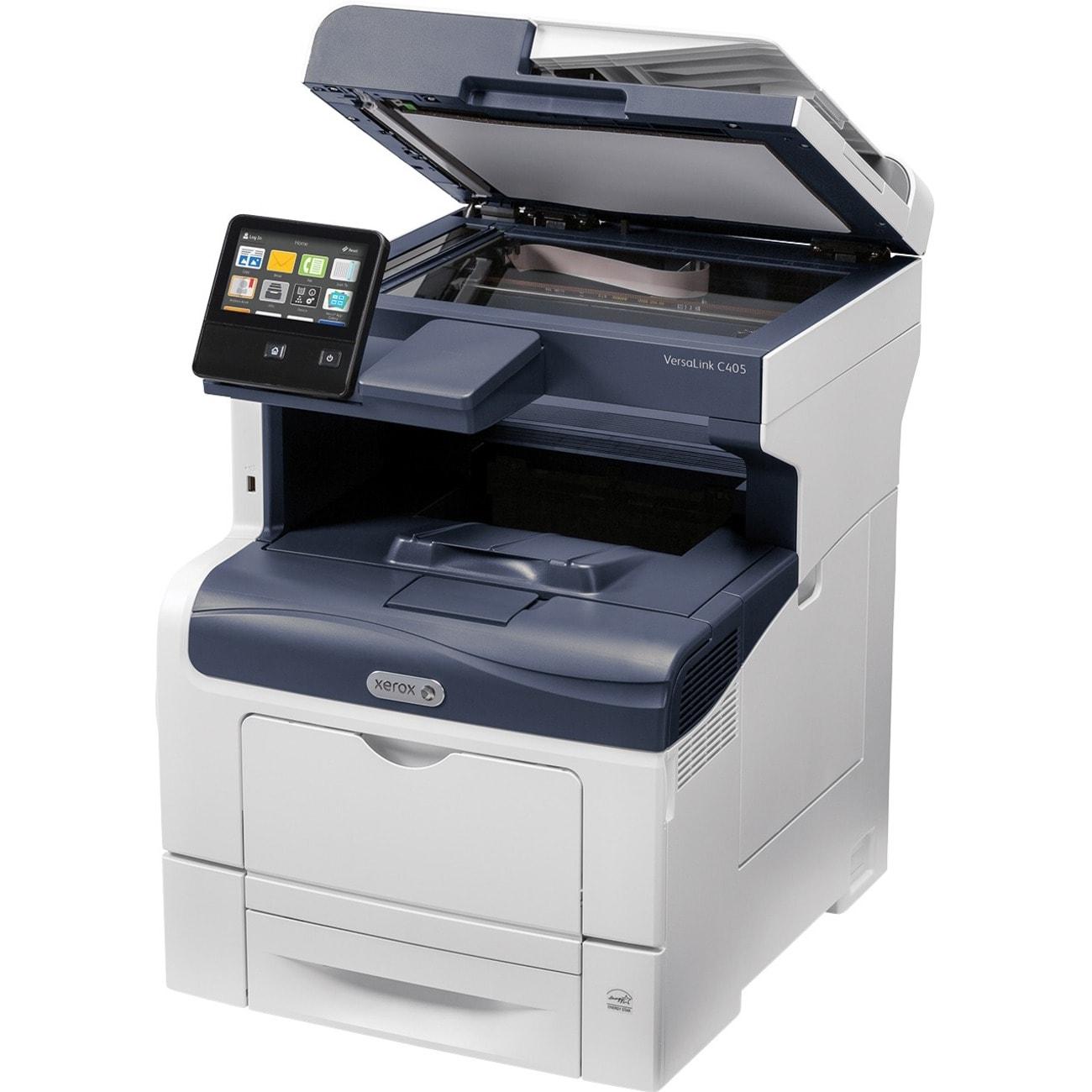 Xerox VersaLink C405/N Laser Multifunction Printer - Colo...