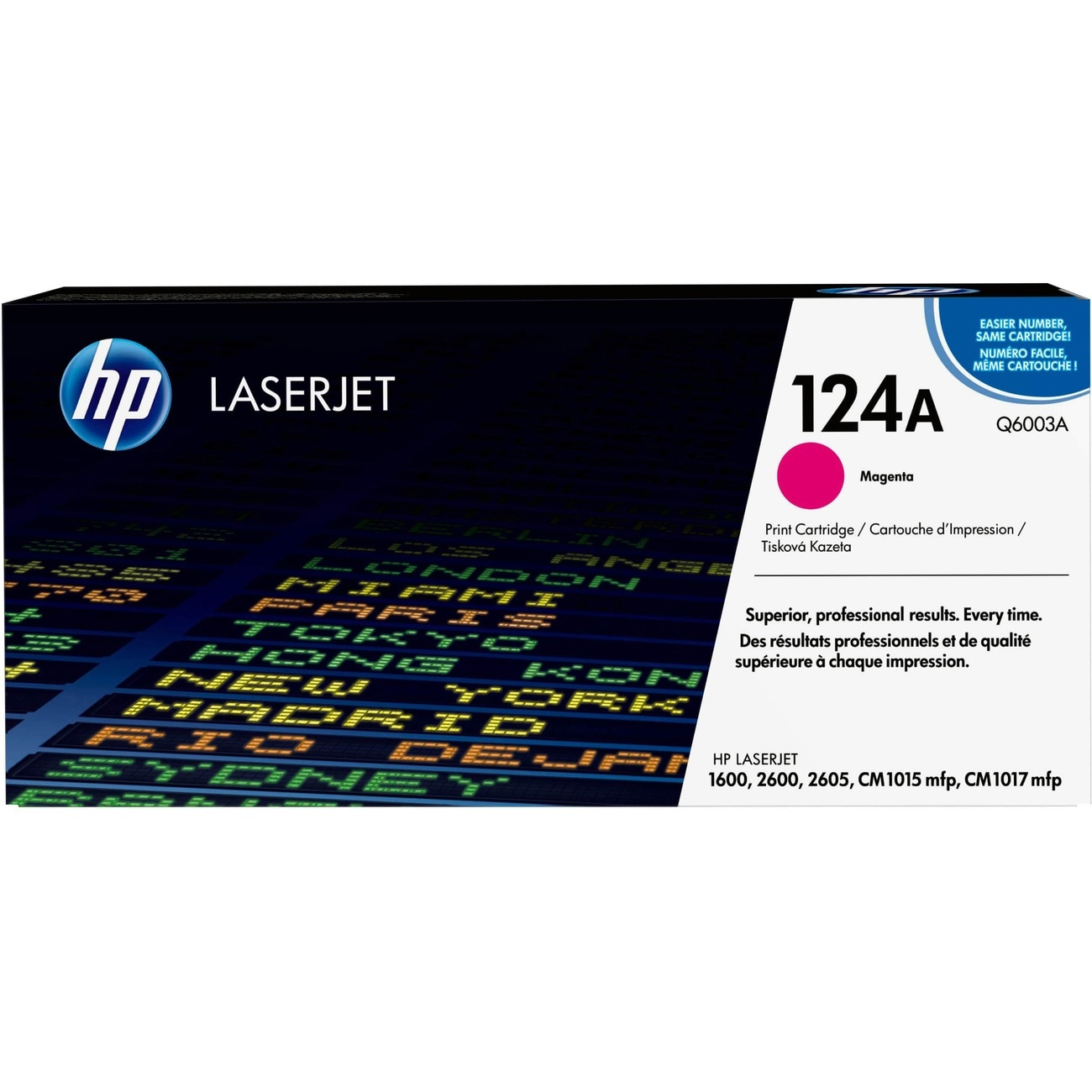 HP Toner Cartridge (Magenta) - Thumbnail 0
