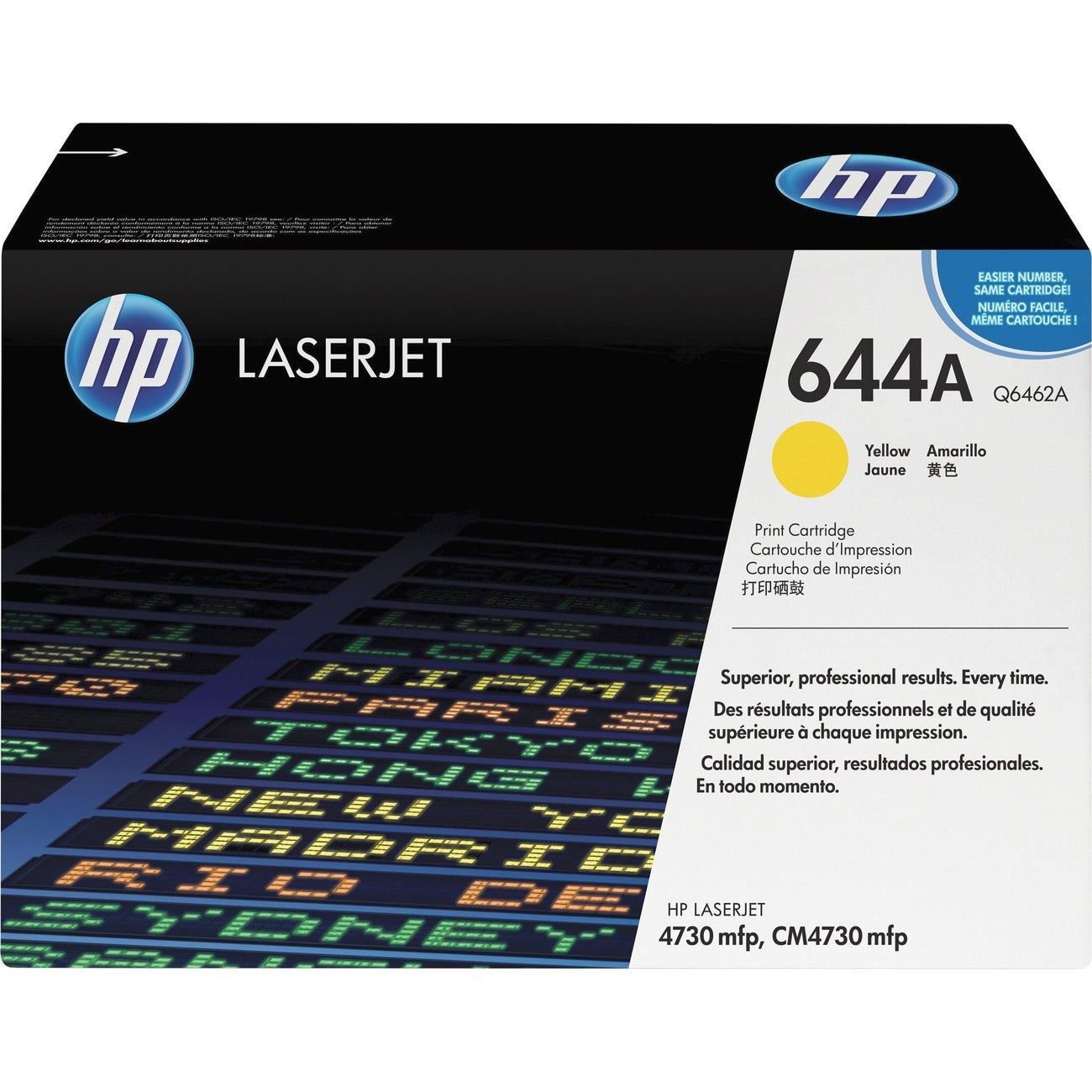 HP Yellow Print Cartridge