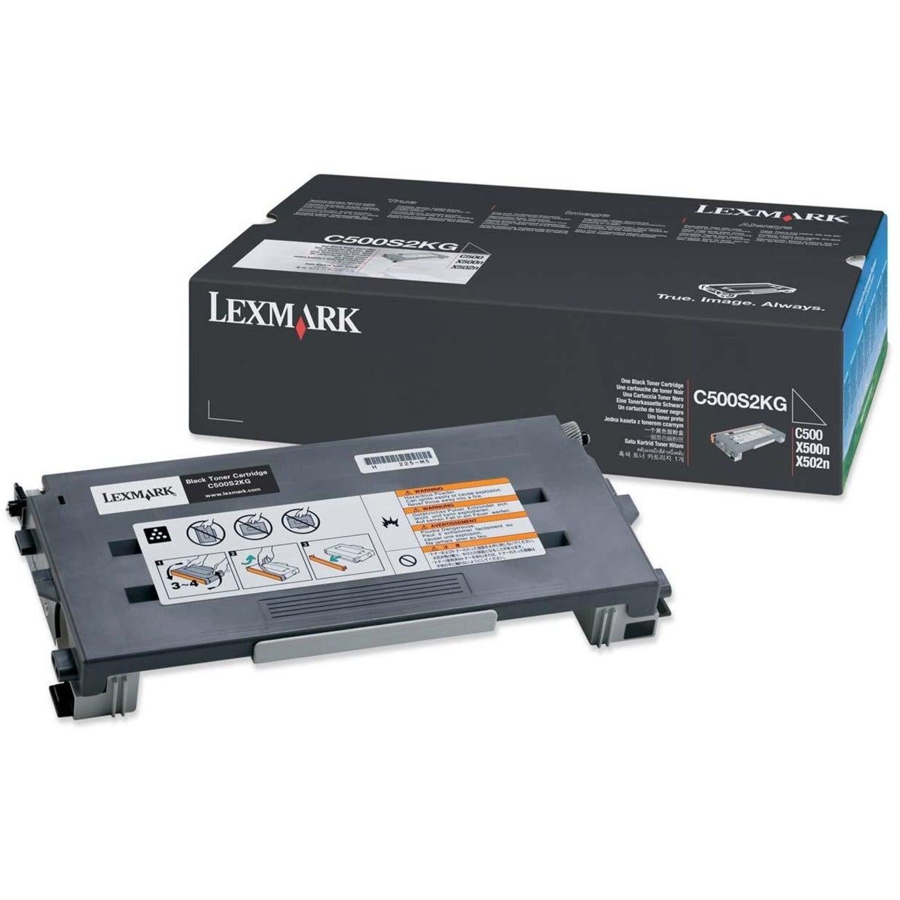 Lexmark Toner Cartridge (Black)