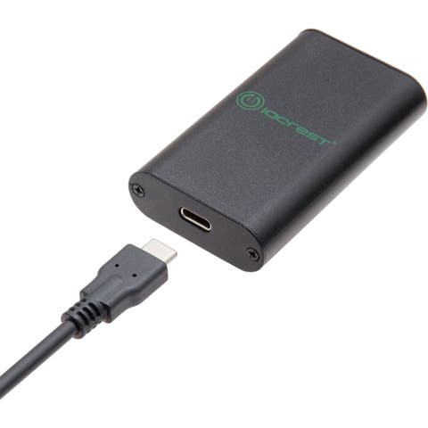 SYBA Multimedia SY-ENC25040 Drive Enclosure M.2 - USB 3.1 Host Interface External - Black