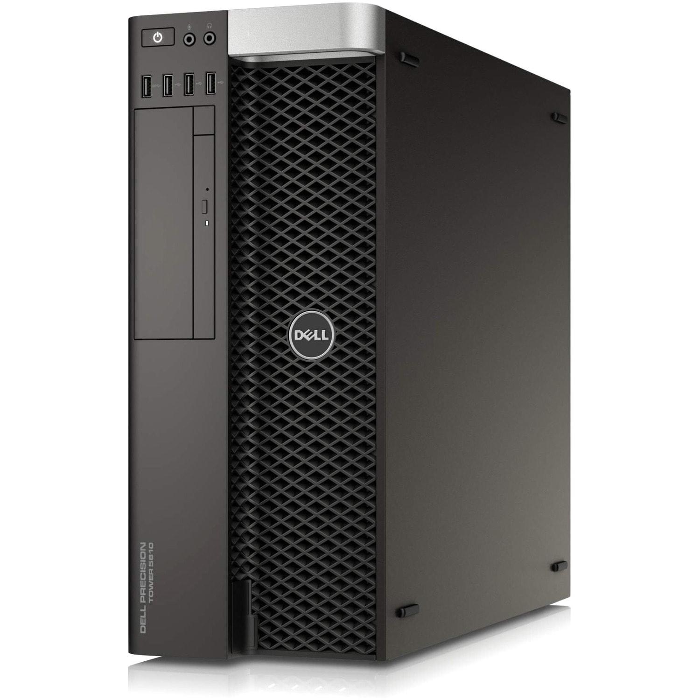 Dell Precision 5810 Workstation - 1 x Intel Xeon E5-1620 ...