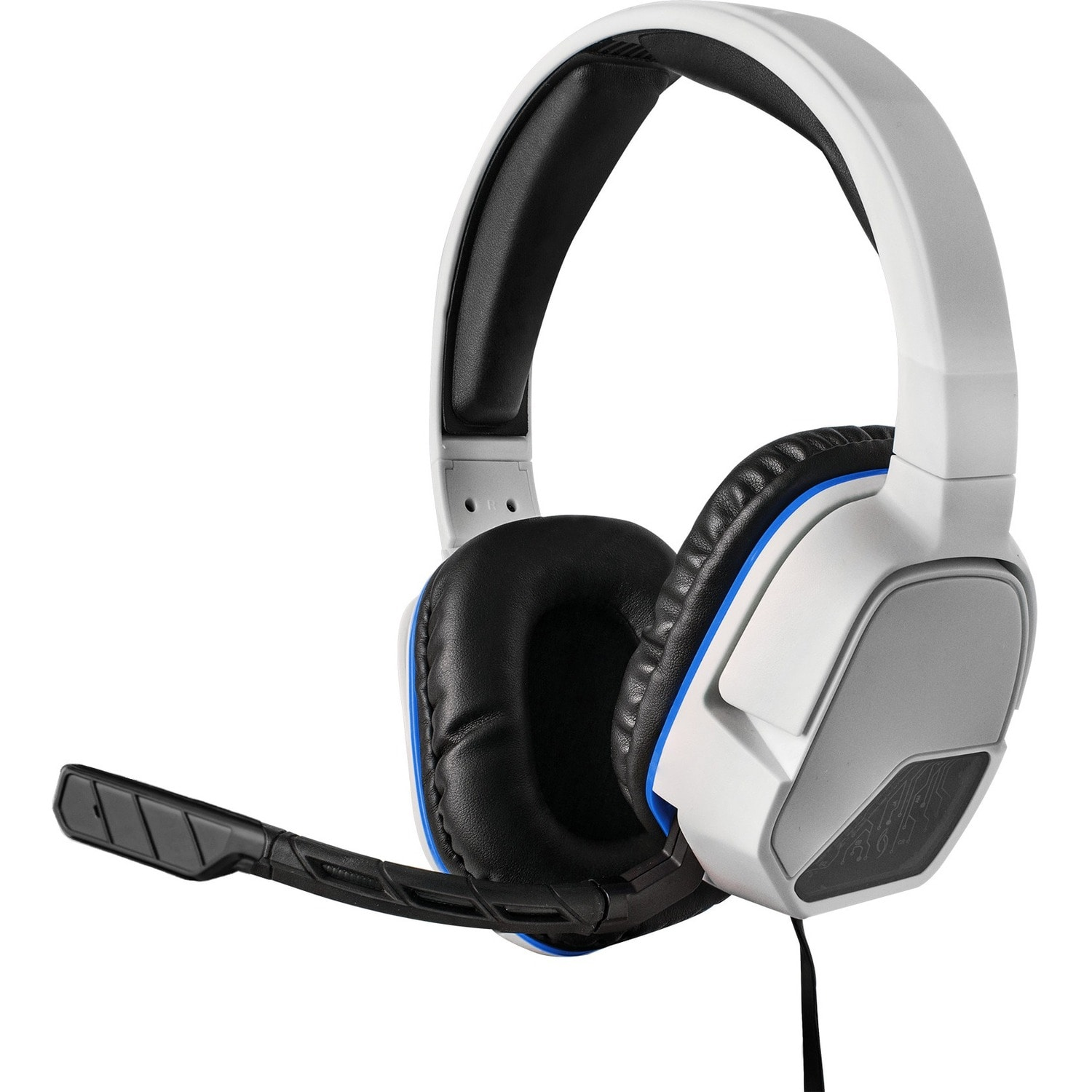 PDP Afterglow LVL 3 White Stereo Headset For PS4 #051-032...