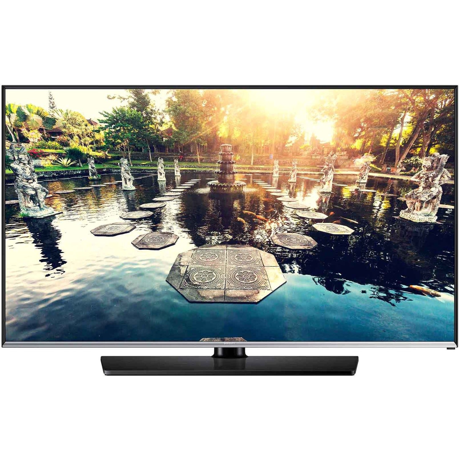 "Samsung 690 HG32NE690BF 32"" 1080p LED-LCD TV - 16:9 - Bla..."