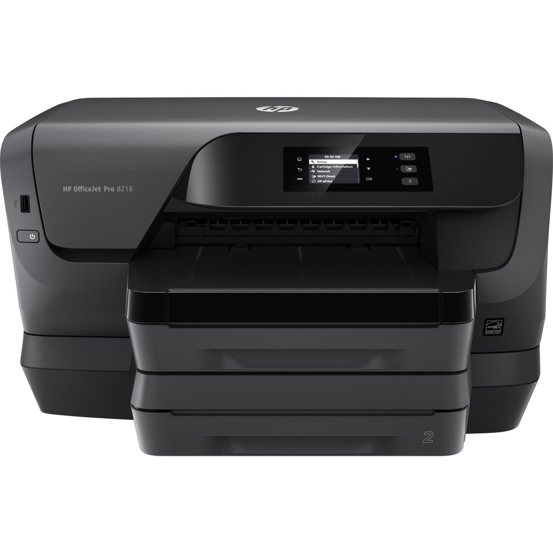 HP Officejet Pro 8216 Inkjet Printer - Color - 2400 x 1200 dpi Print