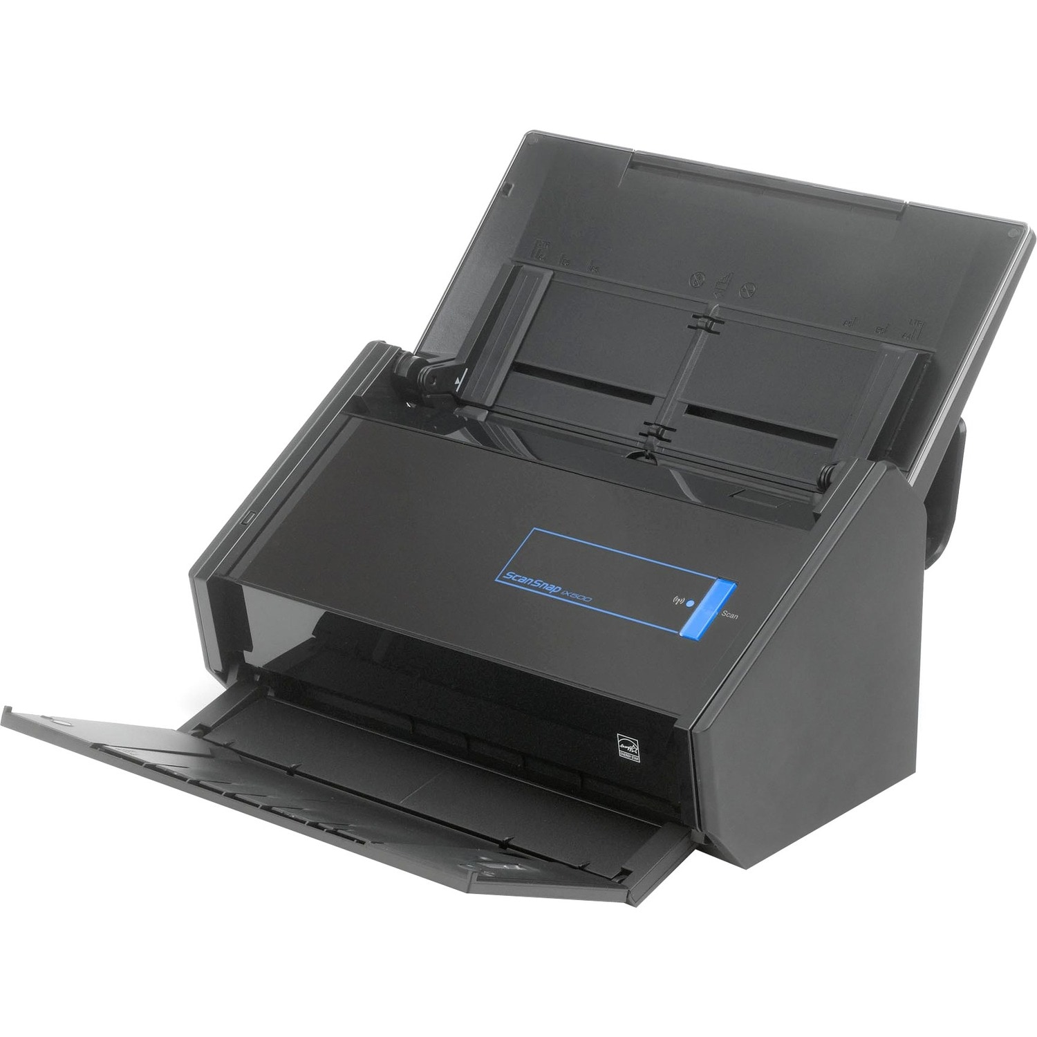 Fujitsu ScanSnap iX500 Sheetfed Scanner - 600 dpi Optical - Thumbnail 0