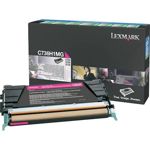 Lexmark Toner Cartridge
