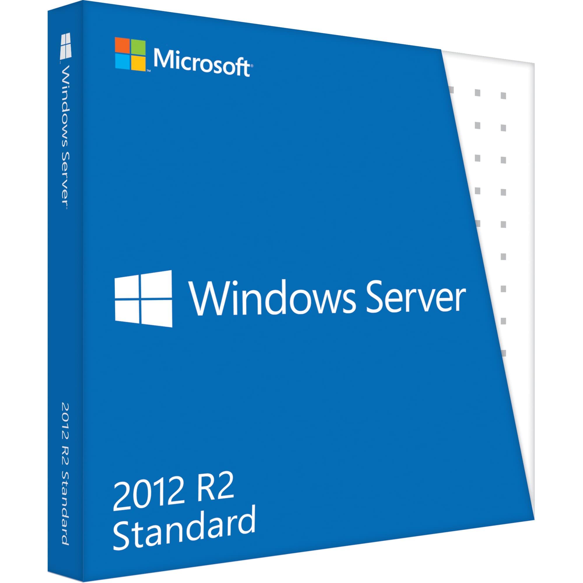 IBM Lenovo Microsoft Windows Server R.2 Standard - Licens...