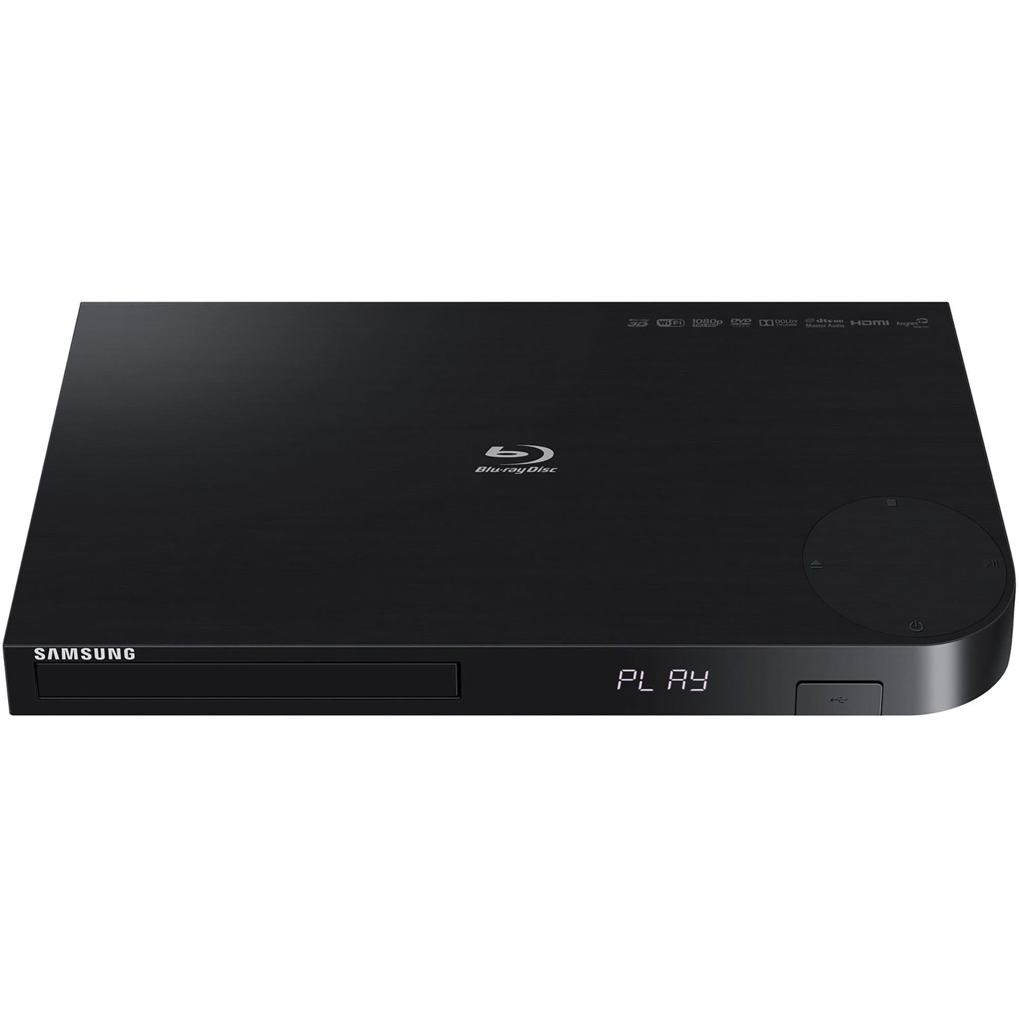 Samsung BD-J6300 1 Disc(s) 3D Blu-ray Disc Player - 1080p