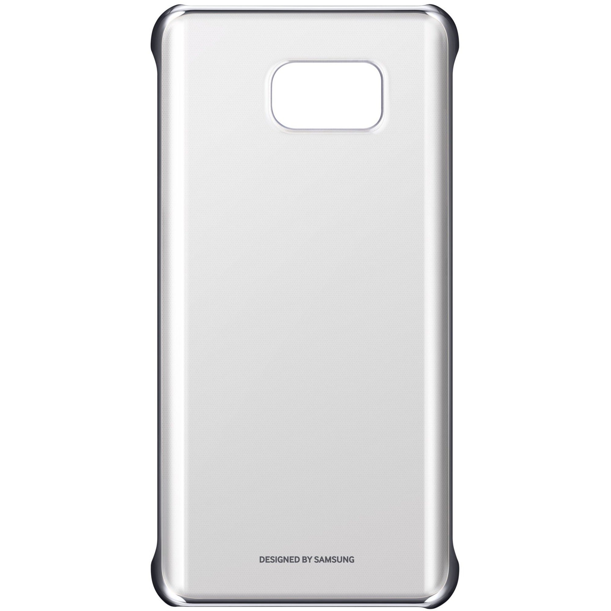Samsung Galaxy Note5 Protective Cover, Clear Silver #EF-Q...