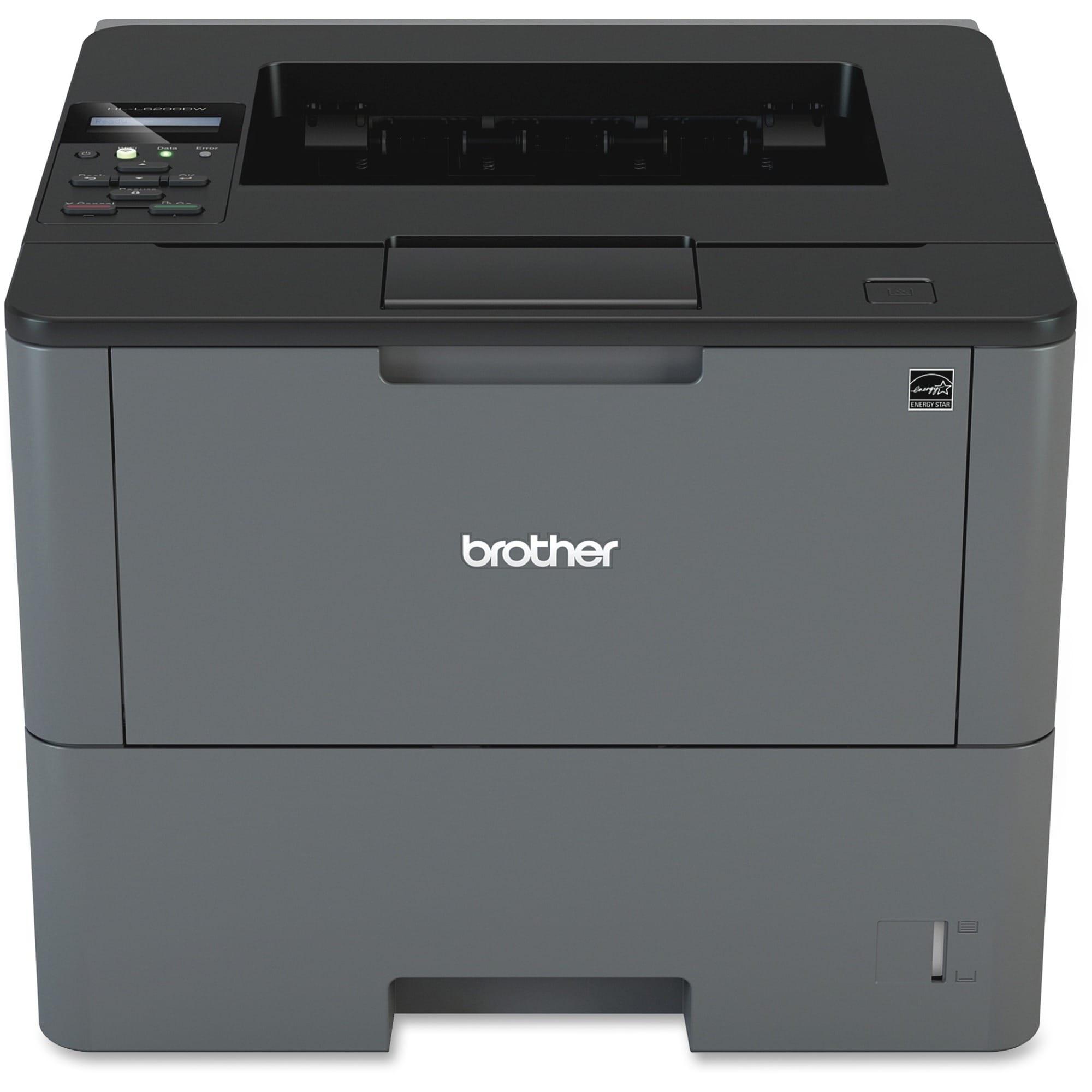 Brother Business Laser Printer HL-L6200DW - Monochrome - Duplex