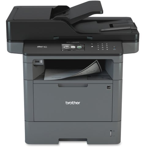 Brother MFC-L5800DW Laser Multifunction Printer - Monochrome - Duplex