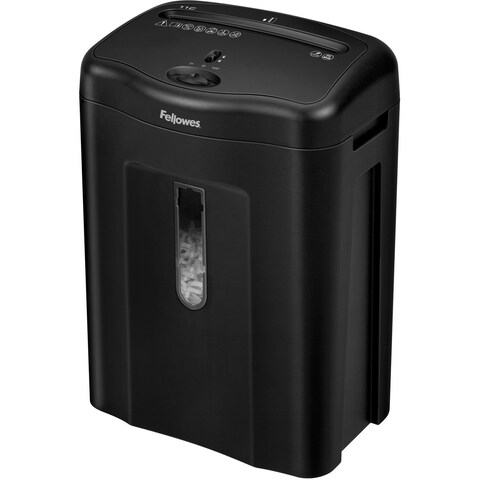 Fellowes Powershred 11C Cross-Cut Shredder