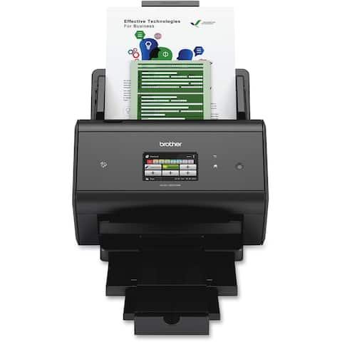 Brother ImageCenter ADS-3600W High-Speed Document Scanner - Wireless - Duplex