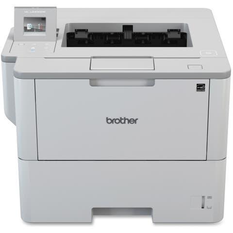Brother HL-L6400DW Laser Printer - Monochrome - Duplex