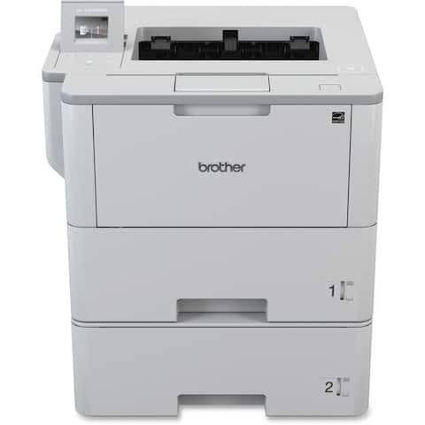Brother HL-L6400DWT Laser Printer - Monochrome - Duplex