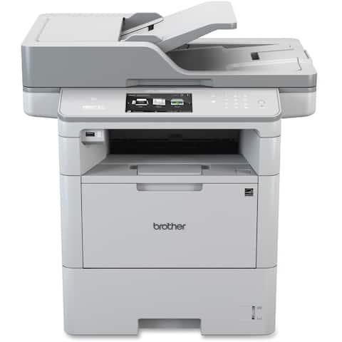Brother MFC-L6900DW Laser Multifunction Printer - Monochrome - Duplex