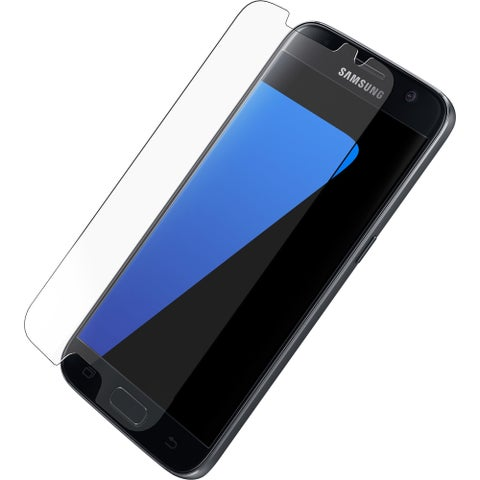 OtterBox Galaxy S7 Alpha Glass Screen Protector Clear