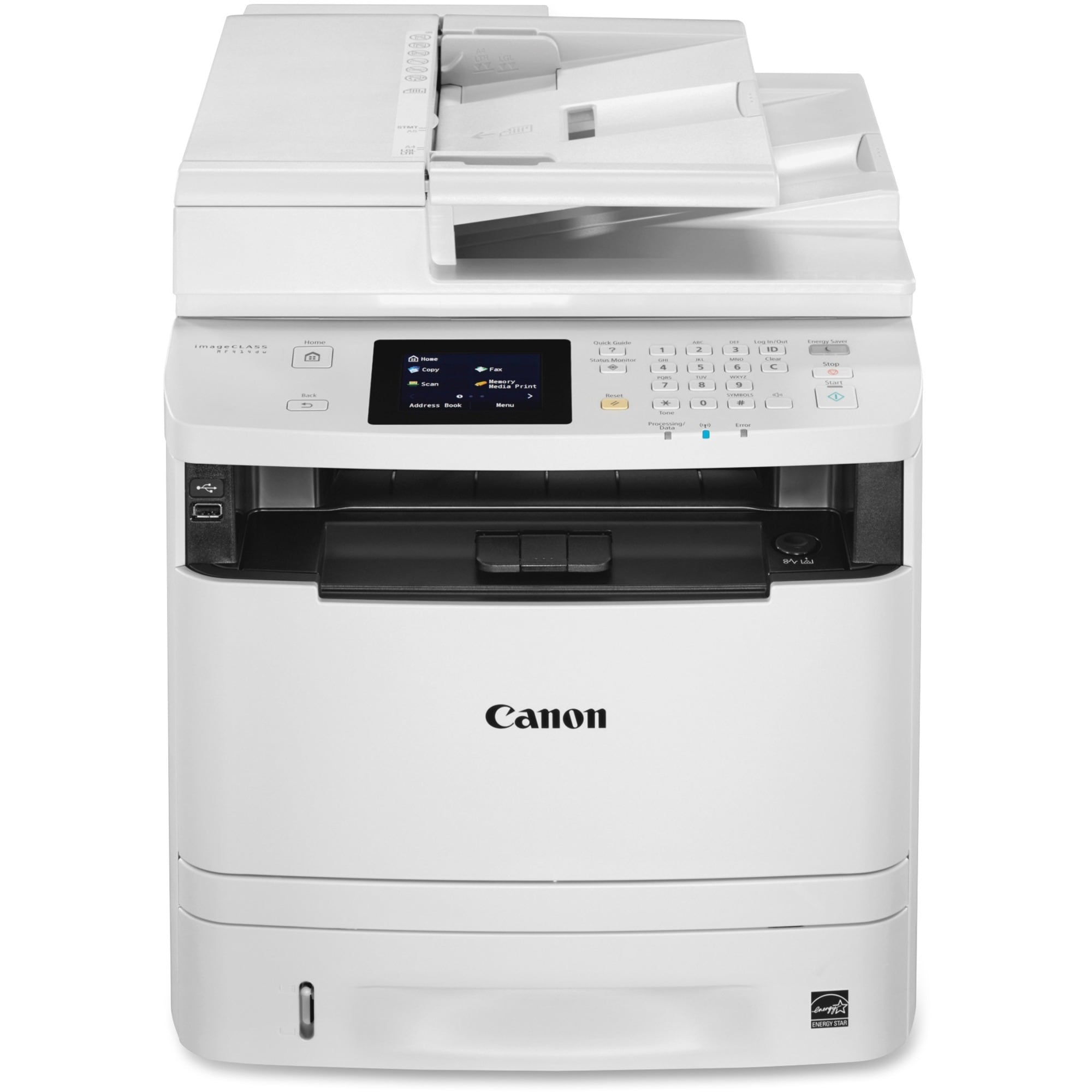 Canon imageCLASS MF414dw Laser Multifunction Printer - Mo...
