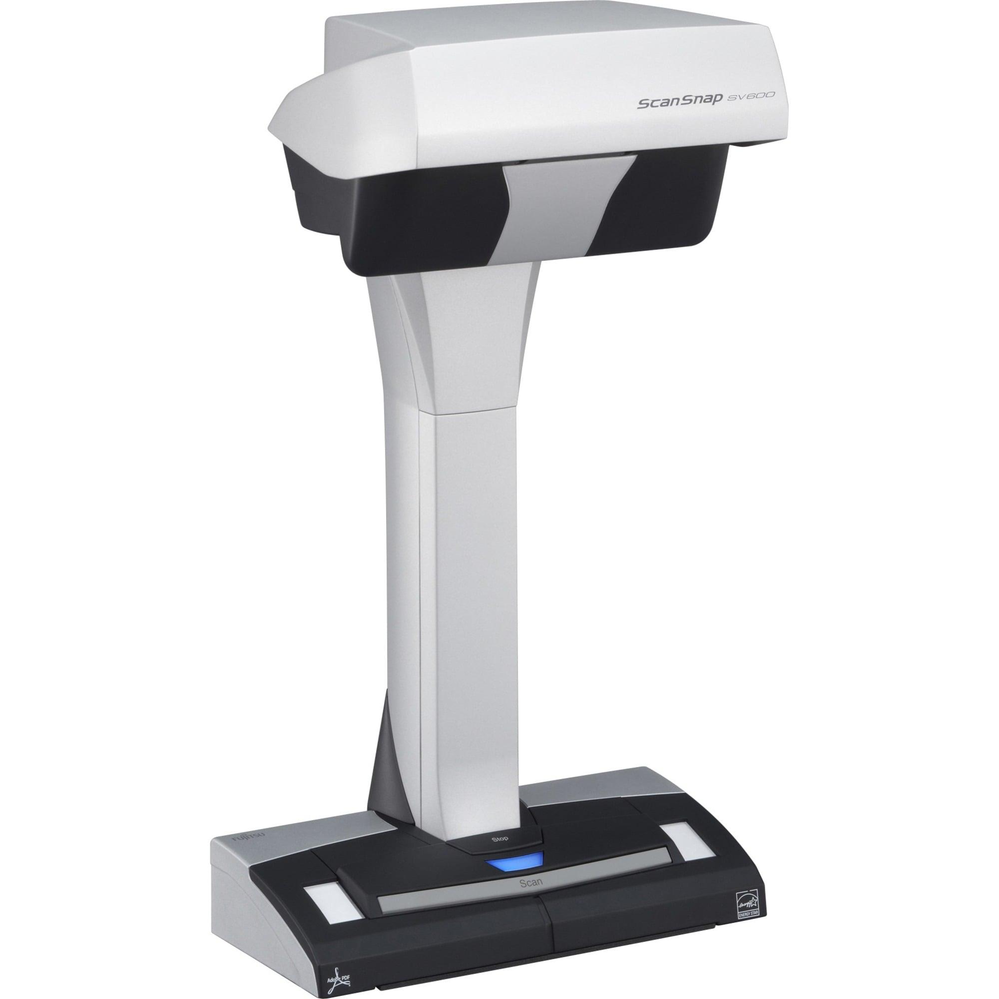 Fujitsu ScanSnap SV600 Overhead Scanner - 1200 dpi Optica...