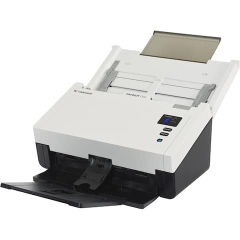 Visioneer Patriot PD40-U Sheetfed Scanner - 600 dpi Optical