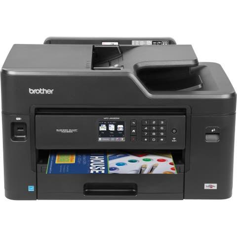 Brother Business Smart MFC-J5330DW Inkjet Multifunction Printer - Color - Desktop - Duplex Printing