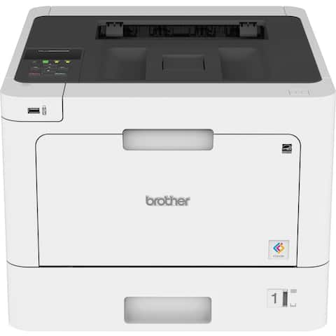 Brother Business Color Laser Printer HL-L8260CDW - Duplex Printing - Wireless Networking