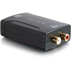 C2GDigital-to-analog Audio Converter