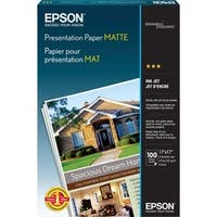 Epson Photo Quality 11x17-inch Inkjet Paper (20 Sheets)
