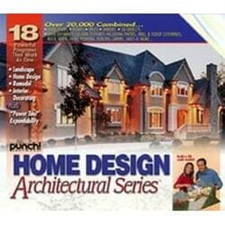 Shop Punch Home Design Architectural Series 18 Complete Product 1 User Pc Free Shipping