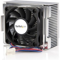 StarTech.com 85x70x50mm Socket 478 CPU Cooler Fan with Heatsink & TX3