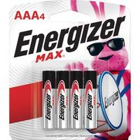 Energizer E92BP-4 AAA Size Alkaline General Purpose Battery