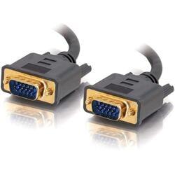 C2G 75ft Flexima HD15 UXGA M/M Monitor Cable