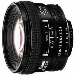 Nikon Nikkor 20mm f/2.8D AF Super Wide Angle Lens