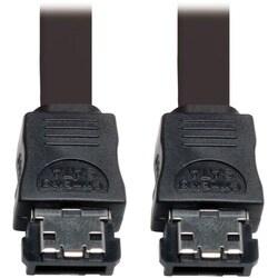 Tripp Lite 36in External Signal Shielded Cable eSATA SATA-II 7Pin / 7