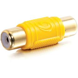 Cables To Go 75-Ohm RCA Video Coupler