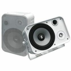 Pyramid Indoor/ Outdoor 500-watt 2-way Speaker System