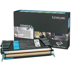 Lexmark Extra High Capacity Cyan Toner Cartridge