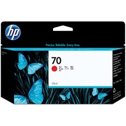 HP No. 70 Red Ink Cartridge For Z3100 Series Printers
