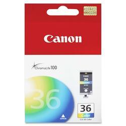 Canon CLI-36 Colored Ink Cartridge for PIXMA mini260 Printer