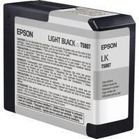 Epson UltraChrome K3 Light Black Ink Cartridge For Stylus Pro 3800 and Stylus Pro 3800 Professional Edition Printers