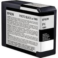 Epson UltraChrome K3 Photo Black Ink Cartridge for Stylus Pro