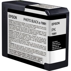 Epson UltraChrome K3 Photo Black Ink Cartridge for Stylus Pro