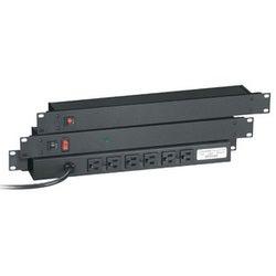 Black Box 6 Outlet Rack-mountable Power Strip