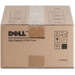Dell Toner Cartridge - Cyan (1)