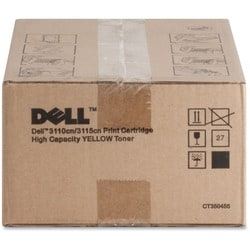 Dell NF556 Toner Cartridge - Yellow